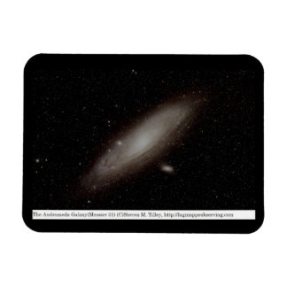The Andromeda Galaxy (M31) Magnet