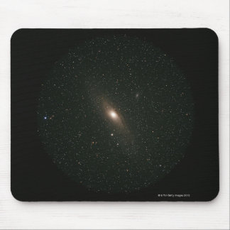 The Andromeda Galaxy Mouse Pad