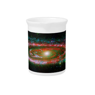 The Andromeda Galaxy Drink Pitcher