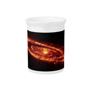 The Andromeda Galaxy Beverage Pitcher