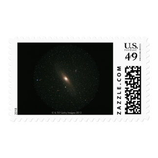 The Andromeda Galaxy Postage