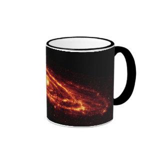 The Andromeda Galaxy Ringer Mug
