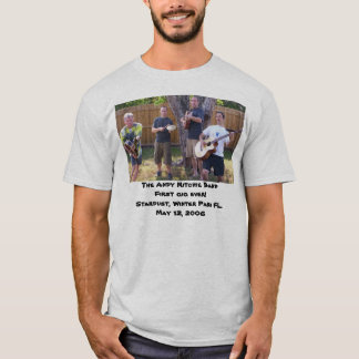 The Andy Ritchie Band - Steve Oswald T-Shirt