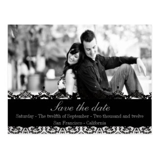 The Anette-Save the Date Postcard