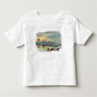 The Angara Embankment in Irkutsk, 1886 Toddler T-shirt