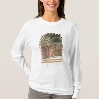 The Angel appearing to St. Zacharias in the T-Shirt