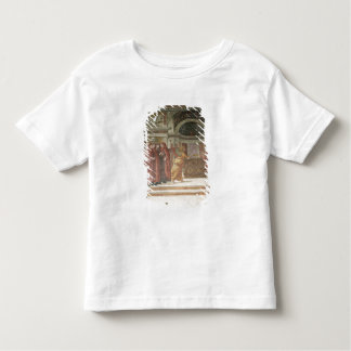 The Angel appearing to St. Zacharias in the Toddler T-shirt