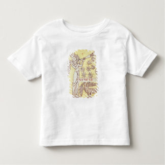 The Angel Blowing the Trumpet Toddler T-shirt