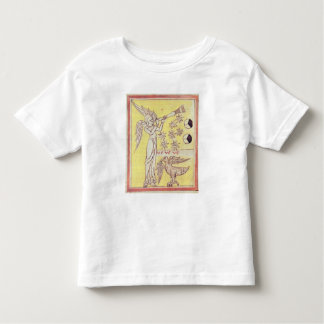 The Angel Blowing the Trumpet T-shirts