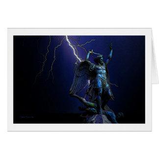 The Angel Michel Card
