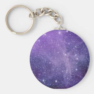 The Angel Nebula Keychain