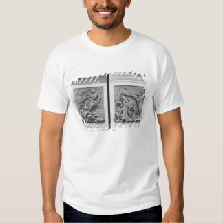 The Angel of France expelling the heretics T Shirt