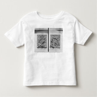 The Angel of France expelling the heretics T-shirt