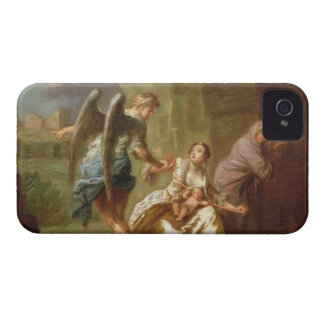 The Angel of Mercy, c.1746 (oil on canvas) Case-Mate iPhone 4 Case