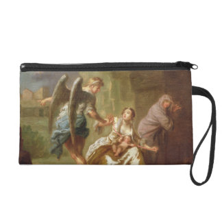 The Angel of Mercy, c.1746 (oil on canvas) Wristlet