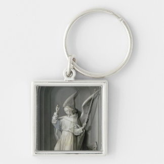 The Angel of the Annunciation Keychain