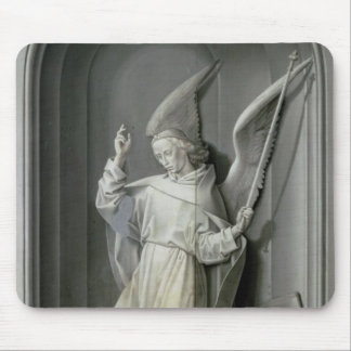 The Angel of the Annunciation Mouse Pad