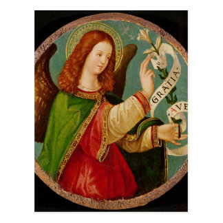 The Angel of the Annunciation Postcard