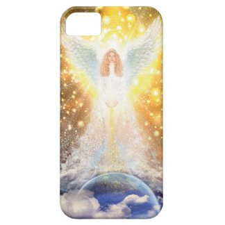 The Angel of the Central Sun iPhone SE/5/5s Case