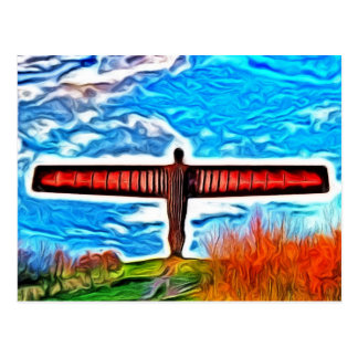 The Angel of the North Postcard