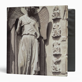 The Angel with a Smile Binder
