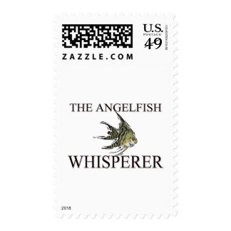 The Angelfish Whisperer Postage