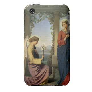 The Angelic Salutation or The Annunciation 1860 Case-Mate iPhone 3 Case