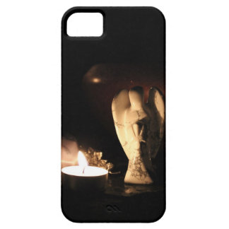 The Angels Bring Light iPhone SE/5/5s Case