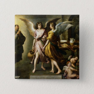 The Angels' Kitchen, 1646 Pinback Button