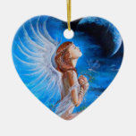 The Angel's Prayer Ornament