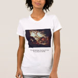 The Angels Will Open The Grave Of Christ T-shirt