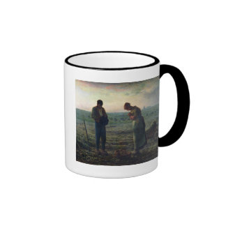 The Angelus, 1857-59 Ringer Coffee Mug