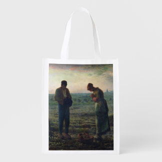 The Angelus, 1857-59 Reusable Grocery Bags