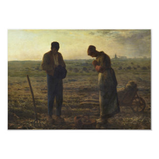 The Angelus by Jean-François Millet Invites