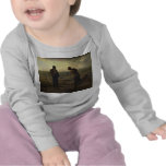 The Angelus by Jean-François Millet T Shirt