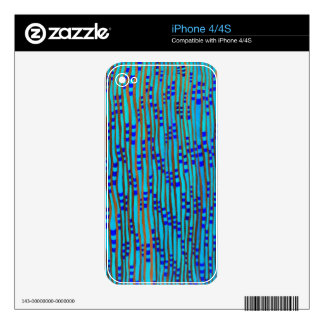 the Angina monologues Decal For iPhone 4S