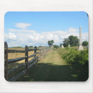 The Angle, Gettysburg Battlefield Mouse Pad