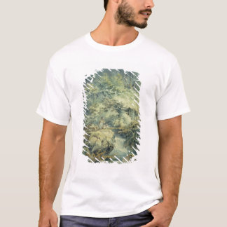 The Angler, 1794 (w/c over graphite on paper) T-Shirt