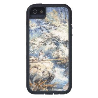 The Angler Joseph Mallord William Turner ART Case For iPhone SE/5/5s