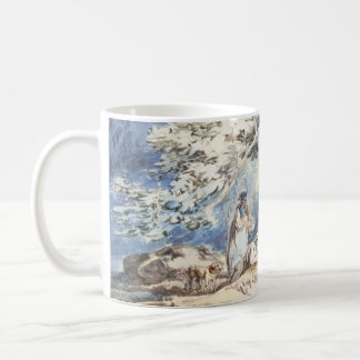 The Angler Joseph Mallord William Turner ART Coffee Mug