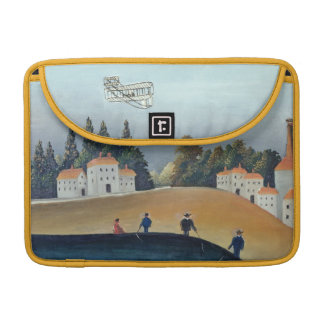 The anglers, c.1908-09 (oil on canvas) MacBook pro sleeves
