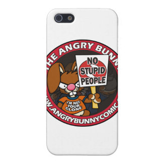 The Angry Bunny Cover For iPhone 5