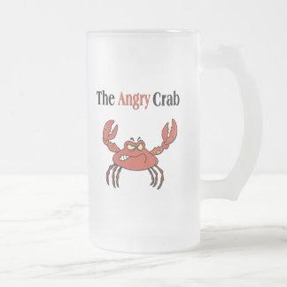 The Angry Crab Coffee Mug