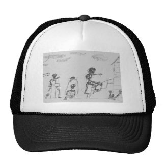 The Angry Dead Trucker Hat