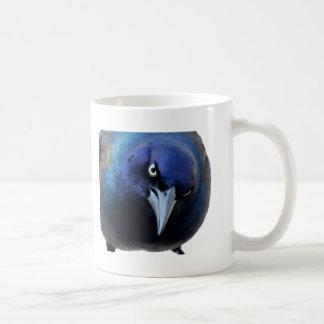 The Angry Grackle Coffee Mug