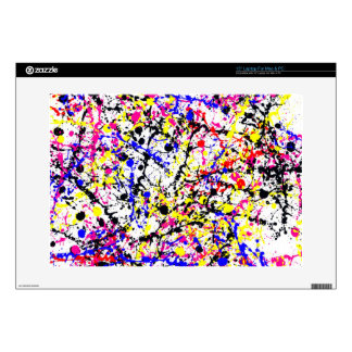 """The Angry Painter Skin For 15"""" Laptop"""