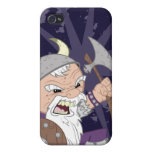 The Angry Viking Cover For iPhone 4