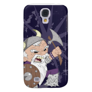 The Angry Viking Galaxy S4 Cover