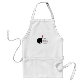 The Angry Waiter Apron - Small Bomb