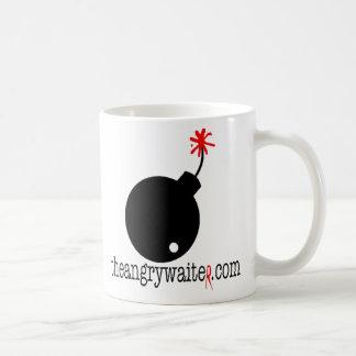 The Angry Waiter Coffee Mug - Big Bomb